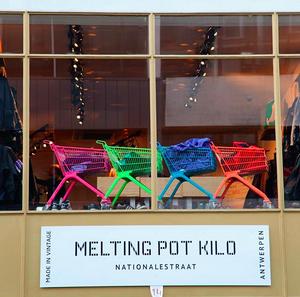 vitrine melting pot kilo