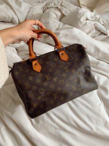 Sac Louis Vuitton Boston 30
