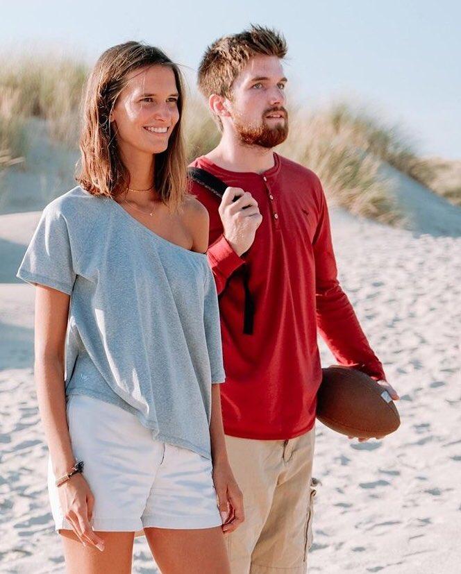 couple dune de sable